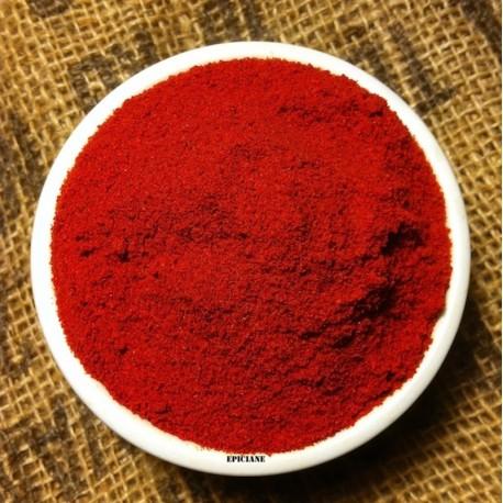Piment doux ou Poivre rouge