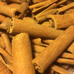 Cannelle d'Indonésie en bâtons de 7cm ou 25cm
